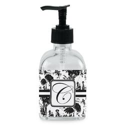 Toile Soap/Lotion Dispenser (Glass) (Personalized)