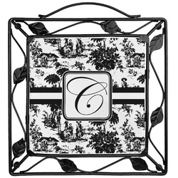 Toile Trivet (Personalized)
