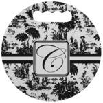 Toile Stadium Cushion (Round) (Personalized)