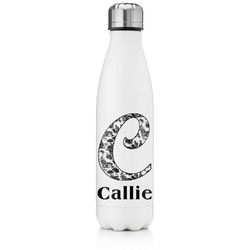 Toile Tapered Water Bottle - 17 oz. - Stainless Steel (Personalized)