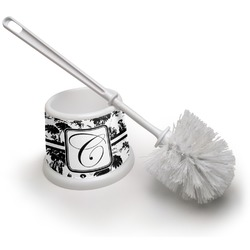 Toile Toilet Brush (Personalized)