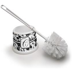 Toile Toilet Brush (Personalized)