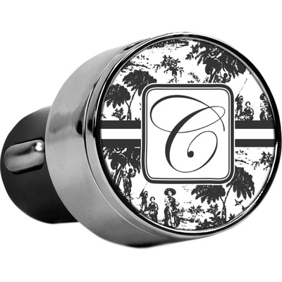 Toile USB Car Charger (Personalized)