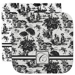 Toile Facecloth / Wash Cloth (Personalized)