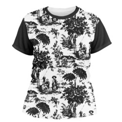 Toile Women's Crew T-Shirt (Personalized)