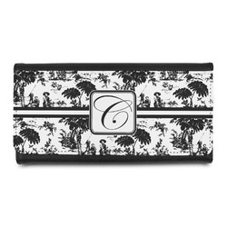 Toile Leatherette Ladies Wallet (Personalized)
