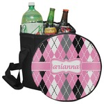 Argyle Collapsible Cooler & Seat (Personalized)