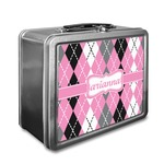 Argyle Lunch Box (Personalized)