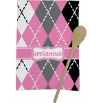 Argyle Kitchen Towel - Full Print (Personalized)