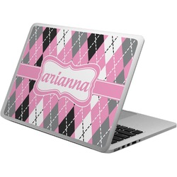 Argyle Laptop Skin - Custom Sized (Personalized)
