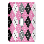 Argyle Light Switch Covers (Personalized)