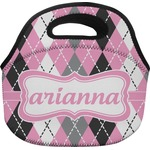 Argyle Lunch Bag (Personalized)