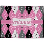 Argyle Door Mat (Personalized)