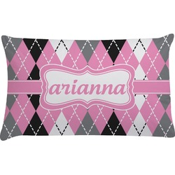 Argyle Pillow Case (Personalized)