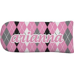 Argyle Putter Cover (Personalized)
