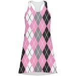 Argyle Racerback Dress (Personalized)