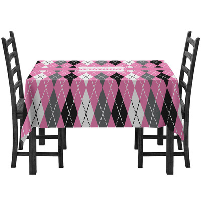 Argyle Tablecloth (Personalized)