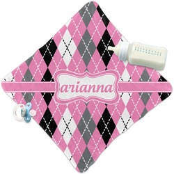 Argyle Security Blanket (Personalized)