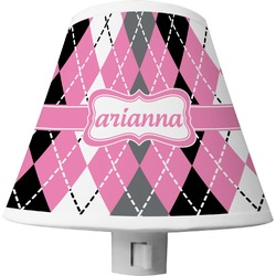 Argyle Shade Night Light (Personalized)