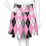 Argyle Skater Skirt (Personalized)