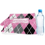 Argyle Sports & Fitness Towel (Personalized)