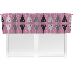 Argyle Valance (Personalized)