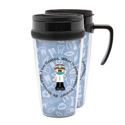 Dentist Acrylic Travel Mugs (Personalized)