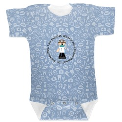 Dentist Baby Bodysuit (Personalized)