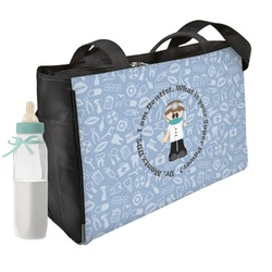 Dentist Diaper Bag (Personalized)