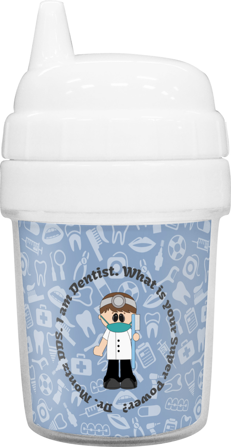 f7a3065ec19 Dentist Baby Sippy Cup (Personalized)