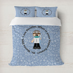 Dentist Duvet Covers (Personalized)