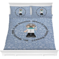Dentist Comforters (Personalized)