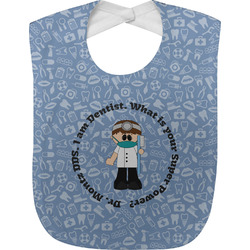 Dentist Baby Bib (Personalized)