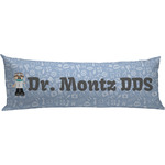 Dentist Body Pillow Case (Personalized)