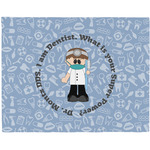Dentist Placemat (Fabric) (Personalized)