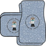 Dentist Car Floor Mats (Personalized)