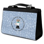 Dentist Classic Tote w/ Leather Trim (Personalized)