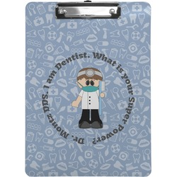 Dentist Clipboard (Personalized)