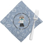 Dentist Napkins (Set of 4) (Personalized)