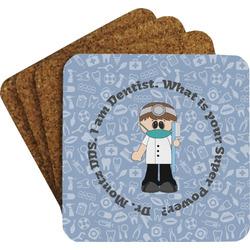 Dentist Coaster Set (Personalized)