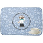 Dentist Dish Drying Mat (Personalized)