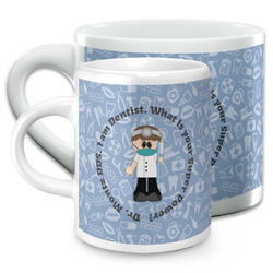 Dentist Espresso Cups (Personalized)