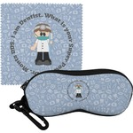 Dentist Eyeglass Case & Cloth (Personalized)