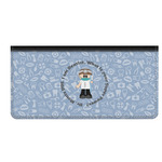 Dentist Genuine Leather Checkbook Cover (Personalized)
