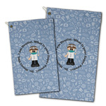 Dentist Golf Towel - Full Print w/ Name or Text