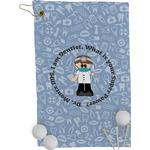 Dentist Golf Towel - Full Print (Personalized)