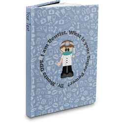 Dentist Hardbound Journal (Personalized)