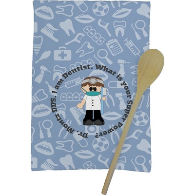 Dentist Kitchen Towel - Full Print (Personalized)