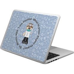 Dentist Laptop Skin - Custom Sized (Personalized)