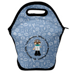 Dentist Lunch Bag w/ Name or Text